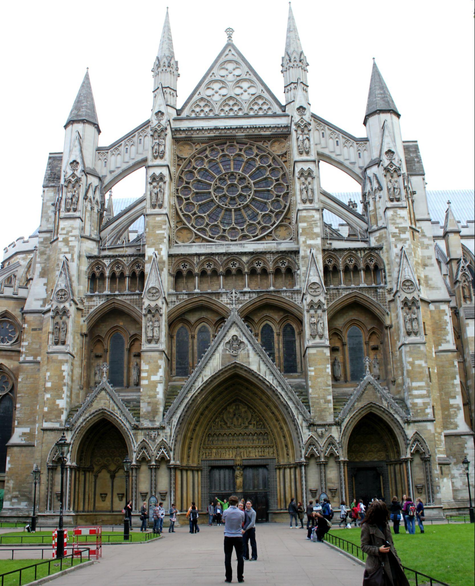 mosteiro de westminster abby