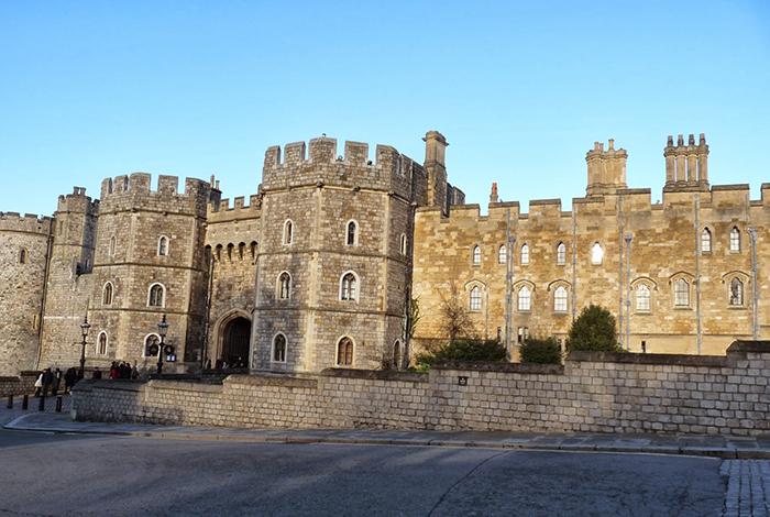 oxford castelo