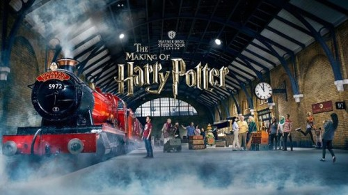 studio harry potter